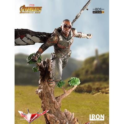 Vengadores Infinity War - Falcon/Halcon - Scale 1/10