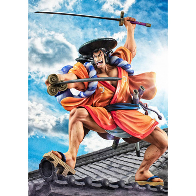 One Piece P.O.P. Warriors Alliance - Oden Kozuki