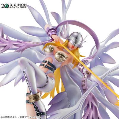 Digimon - Angewomon Holly Arrow G.E.M Series