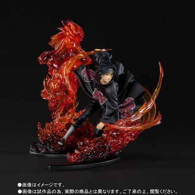 [Naruto Shippuden] Figuarts Zero - Itachi Uchiha Susanoo - Kizuna Relation
