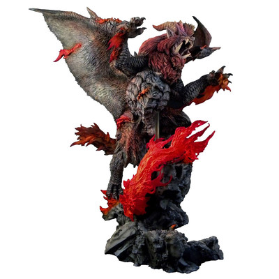 Monster Hunter - Figure Builder - Creator's Model - Teostra