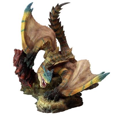 Monster Hunter - Figure Builder - Creator's Model - Tigrex