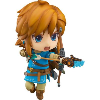 The Legend of Zelda Breath of the Wild - Link Ed. Normal - Nendoroid