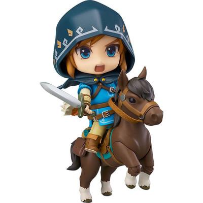 The Legend of Zelda Breath of the Wild - Link Ed. Especial - Nendoroid