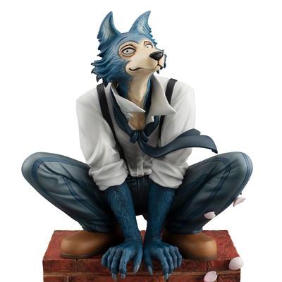 Beastars - Estatua Gals - Legoshi